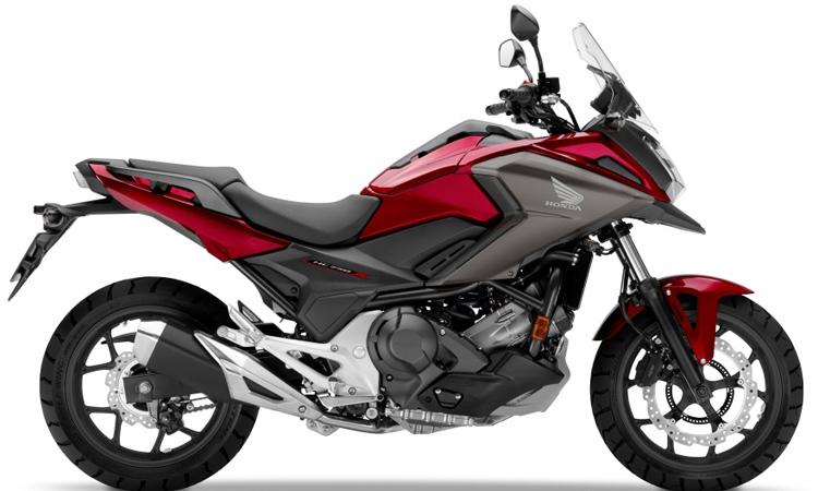 ดีไซน์ Honda NC750X 2020