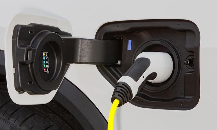 ที่ชาร์จ BMW X5 xDrive45e G05 Plug-in Hybrid