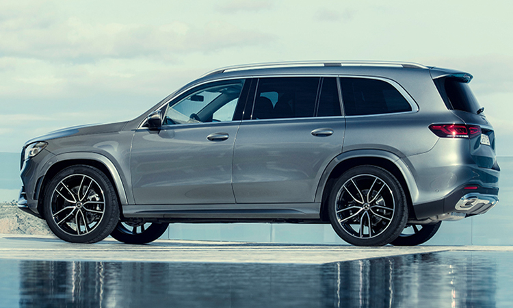 ดีไซน์ Mercedes-Benz GLS 350d 4MATIC SUV