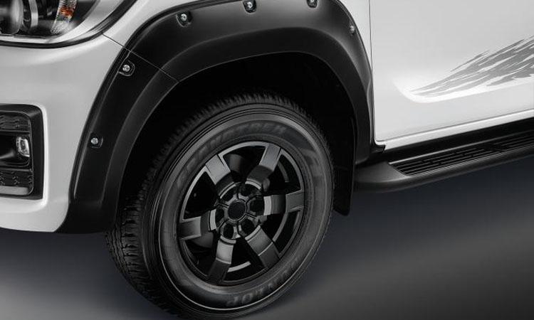 ดีไซน์ล้อ Toyota Hilux Revo