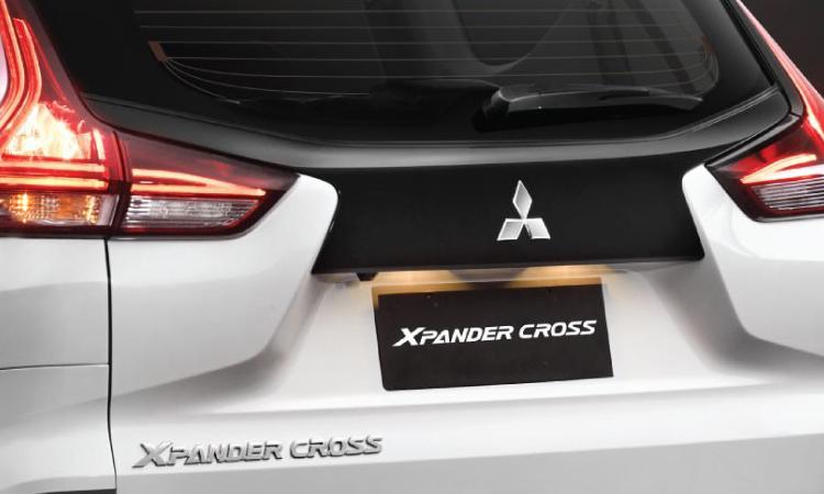 ท้าย Mitsubishi Xpander CROSS