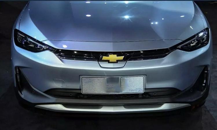 ดีไซน์ด้านหน้า All NEW Chevrolet Menlo EV