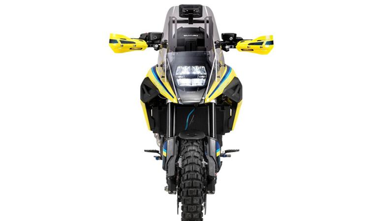 ด้านหน้า Suzuki V-Strom 1,050XT Desert Express 2020
