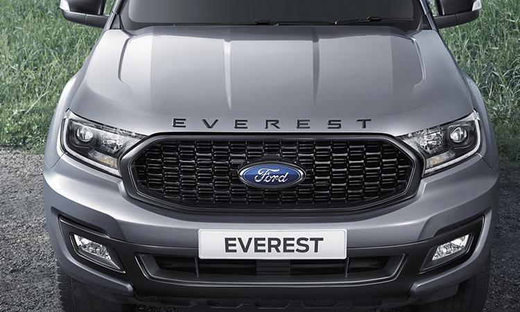กระจังหน้า Ford EVEREST SPORT 2.0 TURBO 4×2 10AT