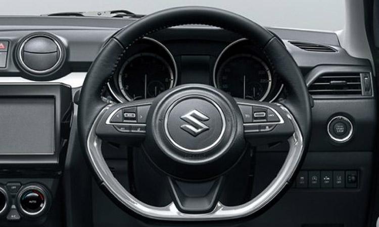พวงมาลัย Suzuki Swift HYBRID MG