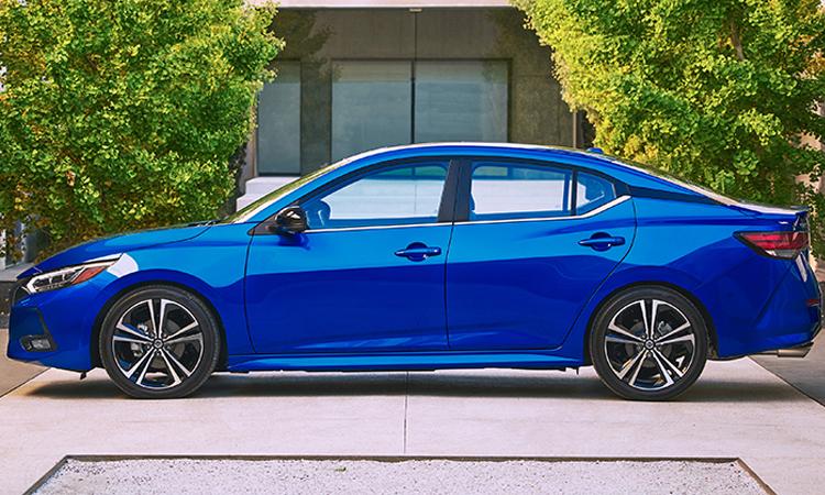 ดีไซน์ All NEW Nissan Sylphy/SENTRA 2020