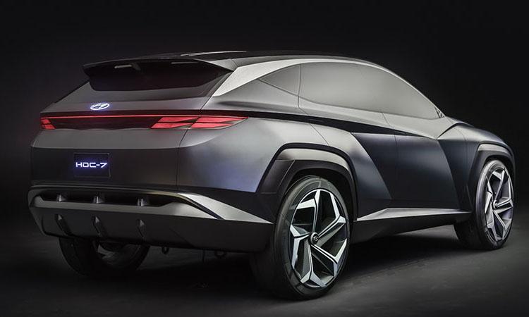 การออกแบบ Hyundai Vision T