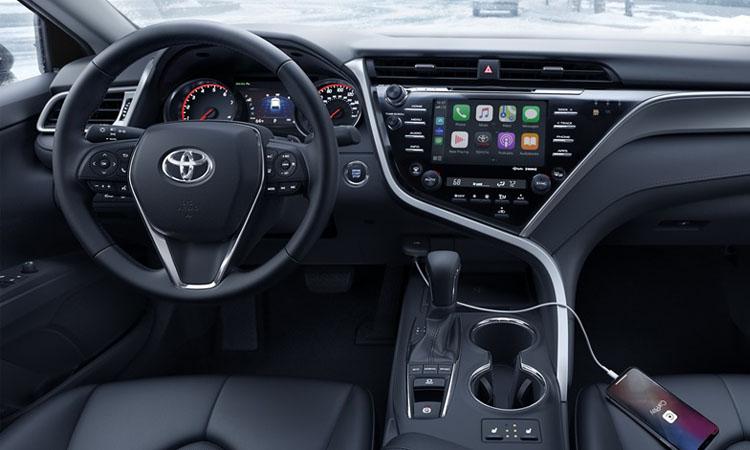 ดีไซน์ภายใน Toyota Camry Avalon