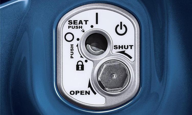 เบ้ากุญแจ New Honda Wave 125i