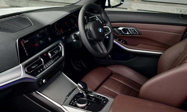 ภายาใน All NEW BMW 320d Sport (G20)