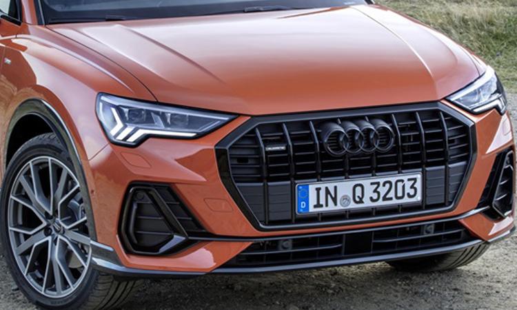 โคมไฟหน้า All NEW Audi Q3 generation 2