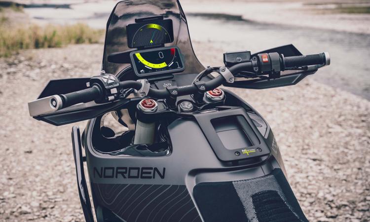 แฮน Husqvarna Norden 901 Concept