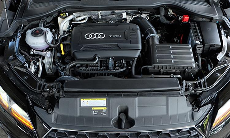เครื่องยนต์ Audi TT Coupe' 45 TFSI quattro S-Line
