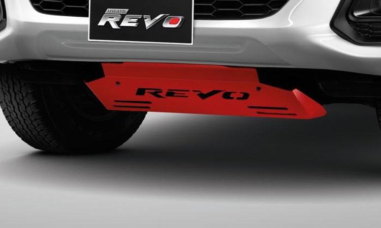 กันชนน้า Toyota Hilux Revo