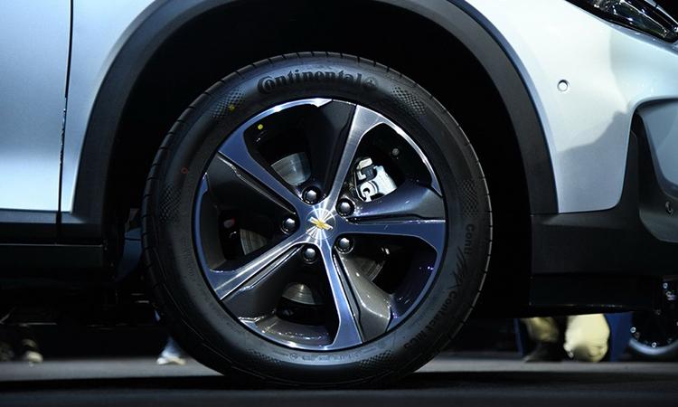 ล้อ All NEW Chevrolet Menlo EV