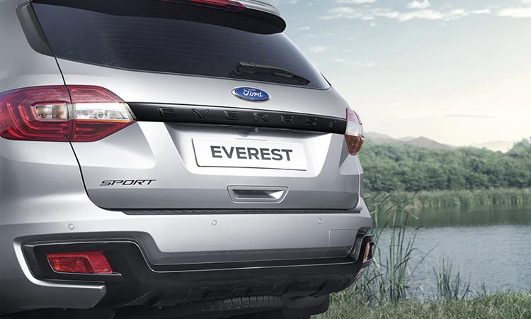 ท้าย Ford EVEREST SPORT 2.0 TURBO 4×2 10AT