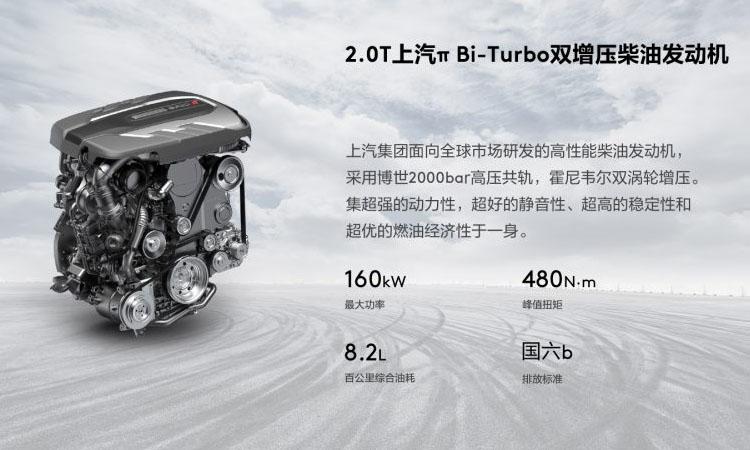 เครื่องยนต์ Maxus D90 Pro