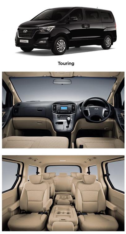 Hyundai H1 MY2019 รุ่น Touring