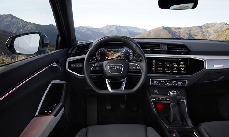 ภายใน All NEW Audi Q3 generation 2