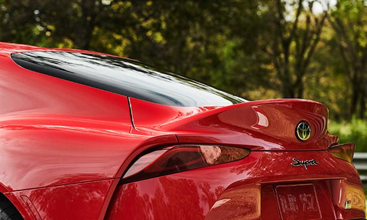ดีไซน์ไฟท้าย All NEW Toyota Supra