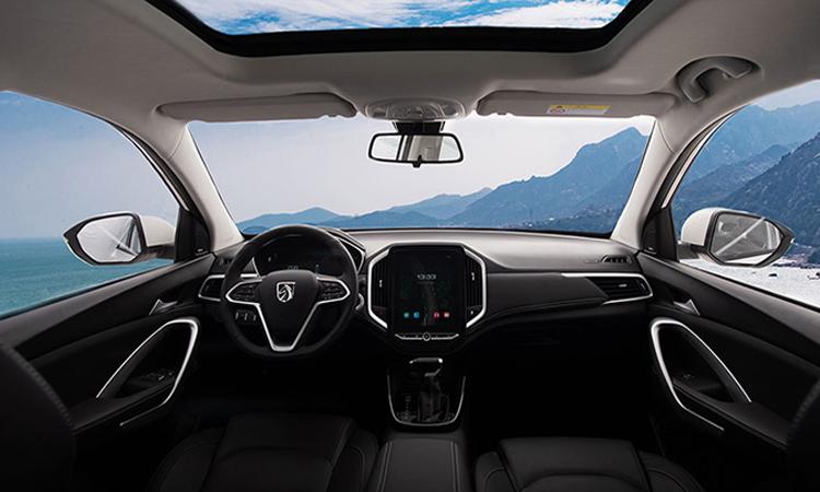 ภายใน Chevrolet Captiva 2020