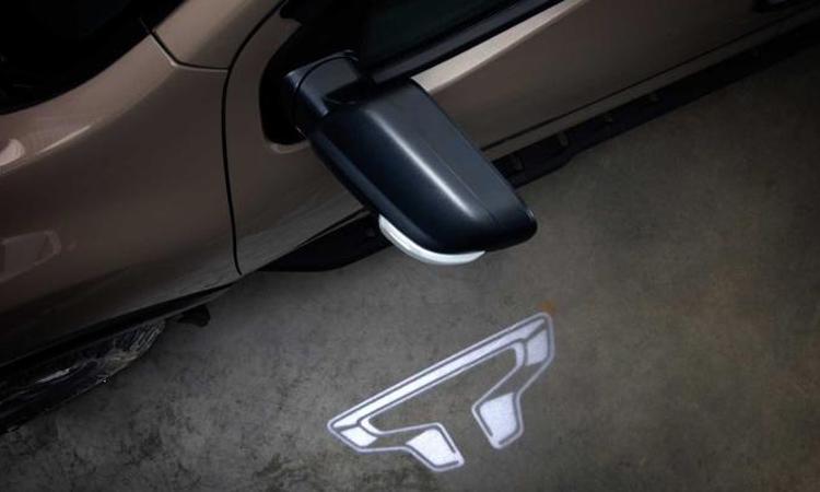 กระจกมองข้าง Nissan Titan Off-Road Kit Edition