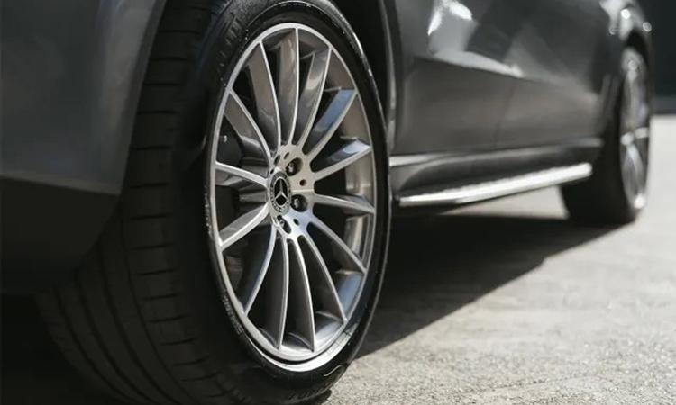 ล้อ Mercedes-Benz GLE 300d 4MATIC