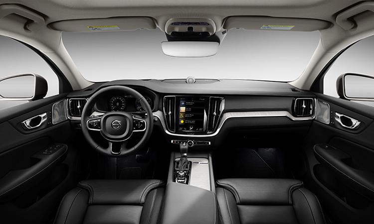 ภายใน Volvo V60 T8 Plug-in Hybrid