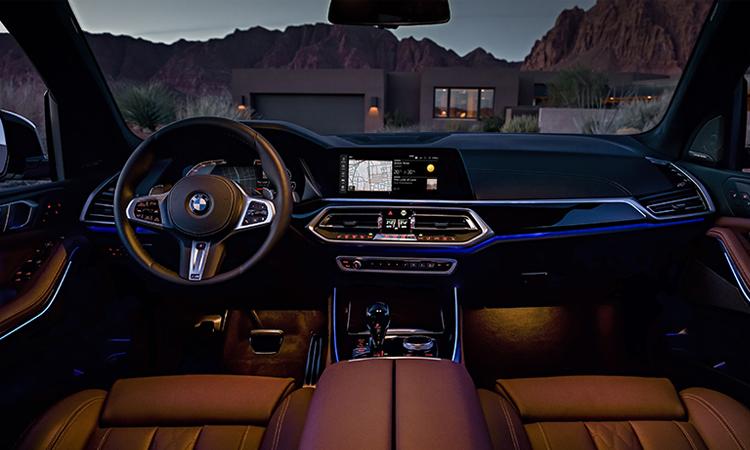 ดีไซน์ BMW X5 xDrive45e G05 Plug-in Hybrid