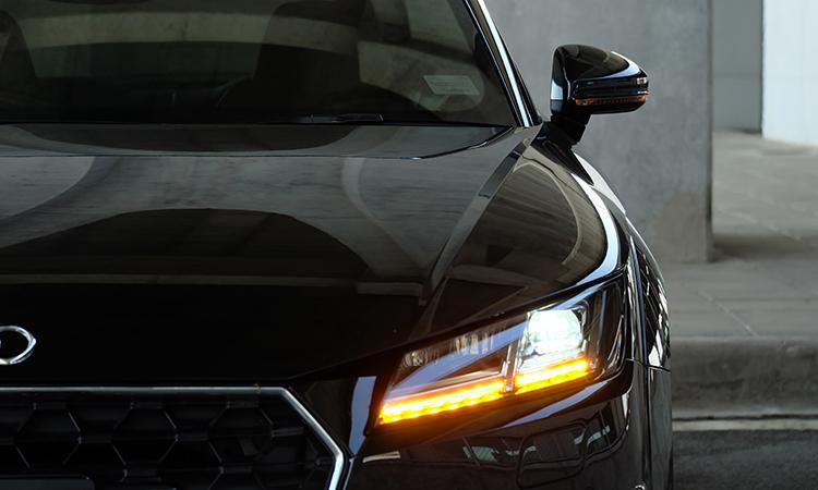 ดีไซน์ไฟน้า Audi TT Coupe' 45 TFSI quattro S-Line