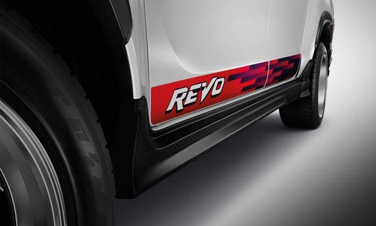 สติ๊กเกอร์ Toyota Hilux Revo