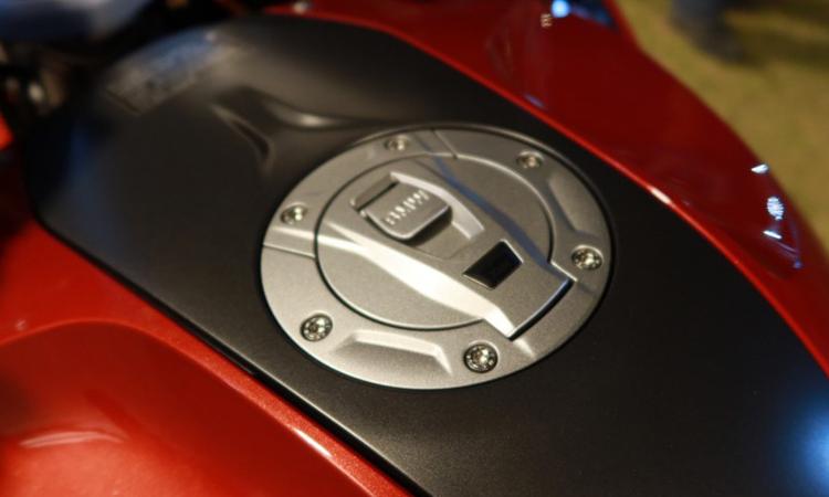 ตัวถัง BMW R 1250 RT สปอร์ตทัวเรอร์