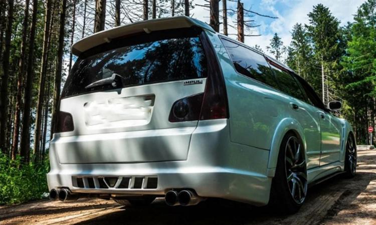 ท้าย Nissan Stagea sport Wagon