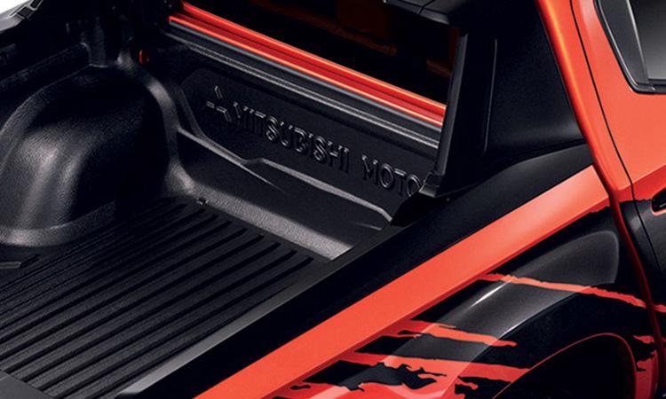 กระบะ Mitsubishi Triton ATHLETE