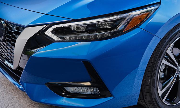 ดีไซน์ไฟหน้า All NEW Nissan Sylphy/SENTRA 2020