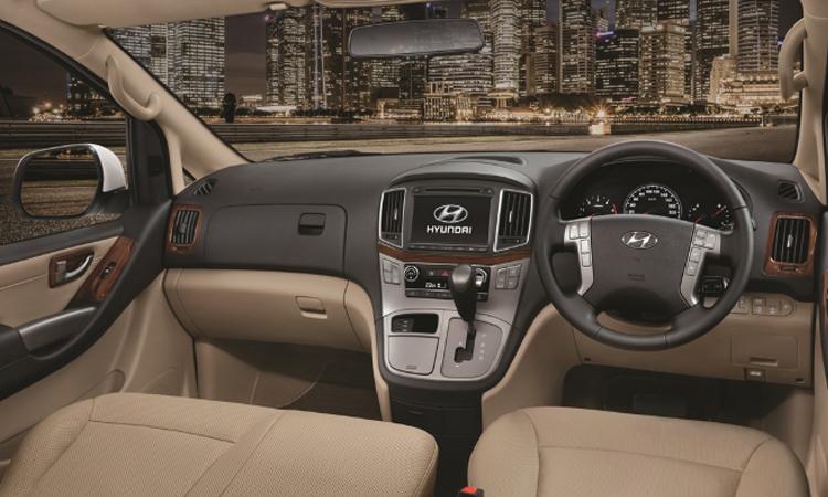ภายใน Hyundai H-1