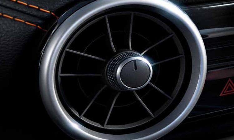 ดีไซน์ช่องแอร์ All-New Nissan Sylphy 2020