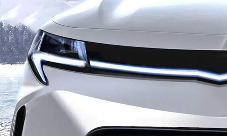 ีดีไซน์โคมไฟ Chevrolet Menlo EV
