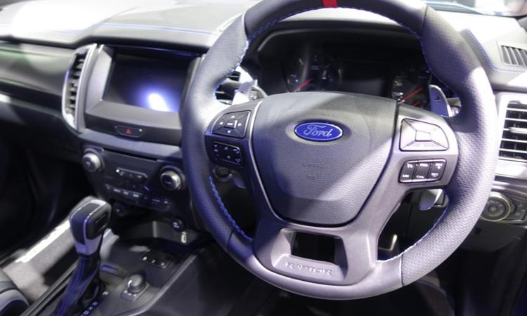 พวงมาลัย New Ford Ranger Raptor 2020