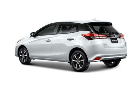 ราคา ตารางผ่อนดาวน์ Toyota Yaris Hatchback Cross 2020-2021