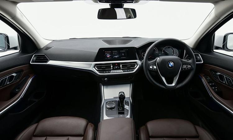 ด้านใน All NEW BMW 320d Sport (G20)