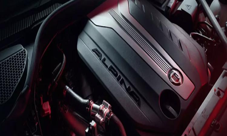 เครื่องยนต์ BMW ALPINA B3