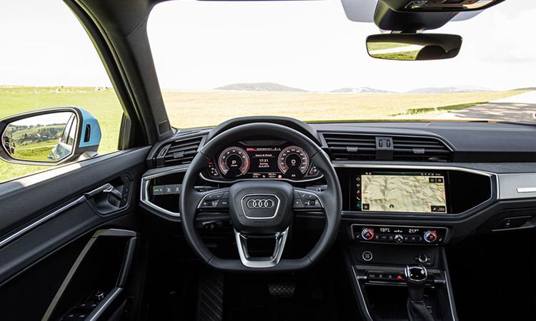 ภายใน All NEW Audi Q3 Sportback