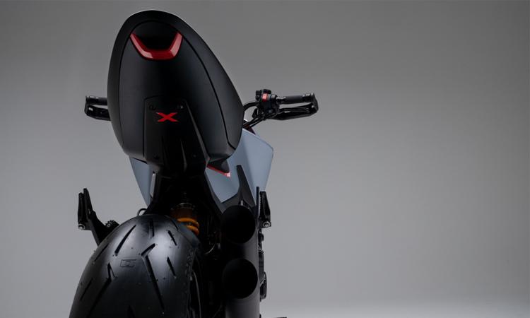 ดีไซน์ไฟท้าย Honda CB4X Concept 650cc