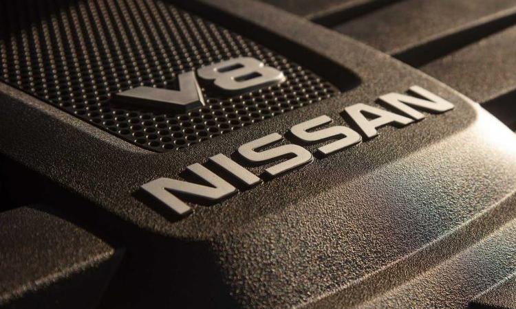 เครื่องยนต์ Nissan Titan Off-Road Kit Edition