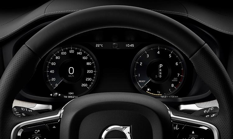 เรือนไมล์ Volvo V60 T8 Plug-in Hybrid