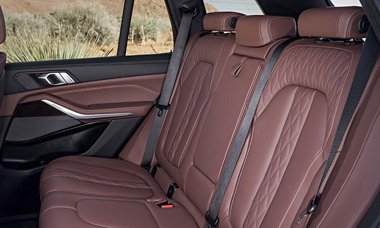 เบาะหลัง BMW X5 xDrive45e G05 Plug-in Hybrid