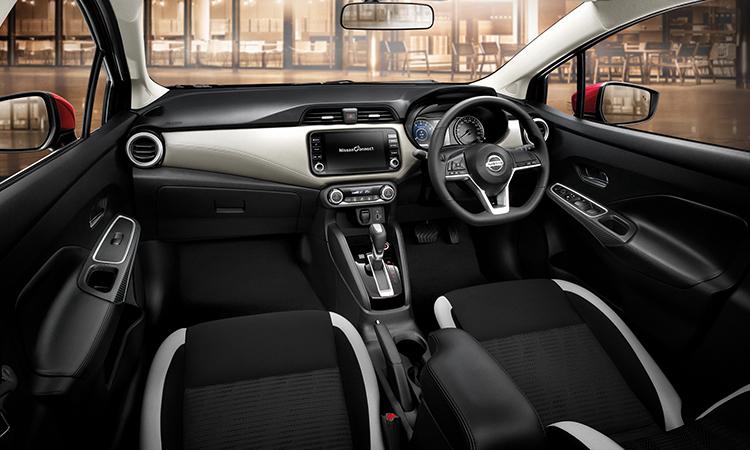 ภายใน All NEW Nissan ALMERA 1.0 TURBO