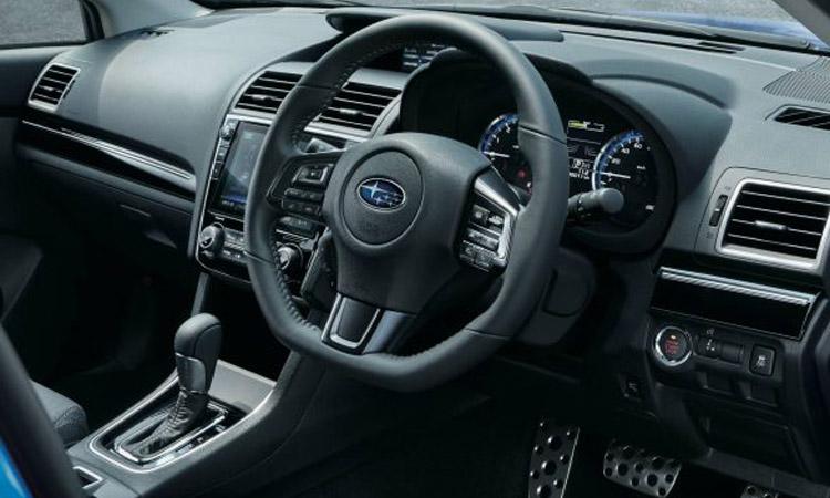 ภายใน All-New Subaru Levorg V-Sport Edition