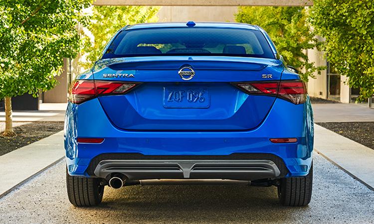 ดีไซน์ท้าย All NEW Nissan Sylphy/SENTRA 2020